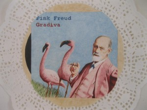 Pink Freud Back